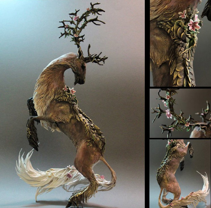 fantasy-creature-sculptures-by-ellen-jewett-4