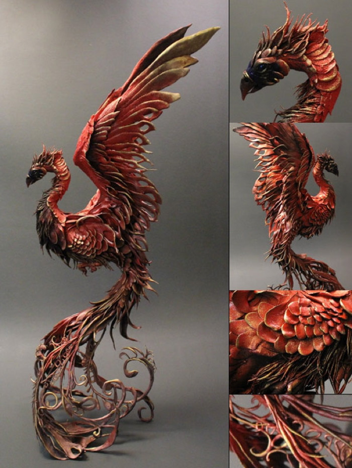 fantasy-creature-sculptures-by-ellen-jewett-9