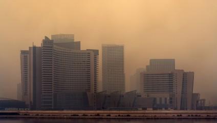 Вот как выглядят города-призраки в Китае: 12 жутких фотографий