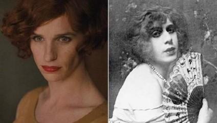 Точь в точь: 15 фотографий известных актёров и исторических личностей, образ которых они воплотили на экране