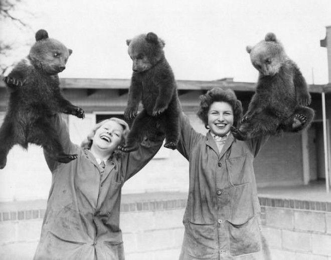 Как отдыхали сотрудники Освенцима и другие интересные фотографии прошлого