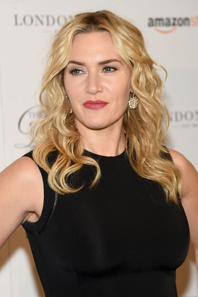 "NEW YORK, NY - SEPTEMBER 16:  Kate Winslet attends ""The Dressmaker"" New York Screening at Florence Gould Hall Theater on September 16, 2016 in New York City.  (Photo by Jamie McCarthy/Getty Images)"