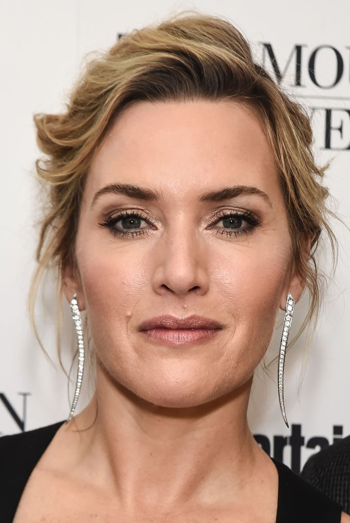 NEW YORK, NY - SEPTEMBER 26:  Actress Kate Winslet attends the special screening of 'The Mountain Between Us' at Time Inc. Screening Room on September 26, 2017 in New York City.  (Photo by Daniel Zuchnik/Getty Images)