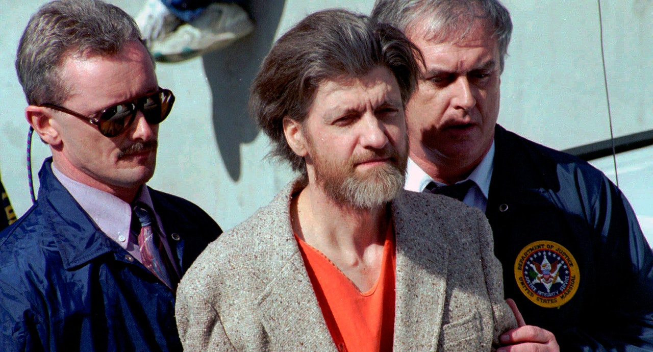 $1 000 000 за Унабомбера: история террориста, которого выдал брат