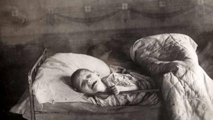 Голод в Поволжье: Документальные фотографии, сделанные иностранными журналистами в России в начале 1920-х