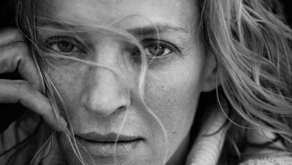 Cнимки Питера Лингберга: знаменитости без грима и фотошопа