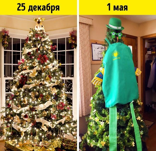 Последствия новогодних праздников, которые переходят с нами из года в год, фото-1