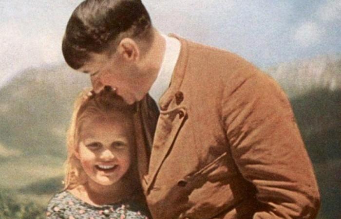 Гитлер любил только эту маленькую еврейскую девочку