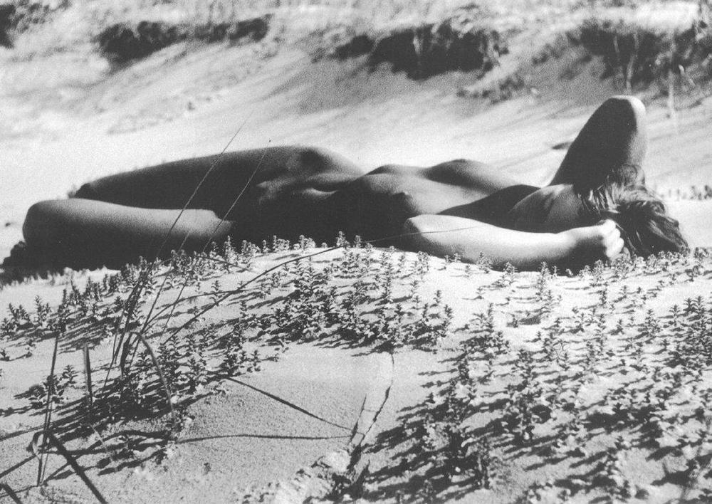 Первые фотографии ню в СССР: фотограф Римантас Дихавичюс