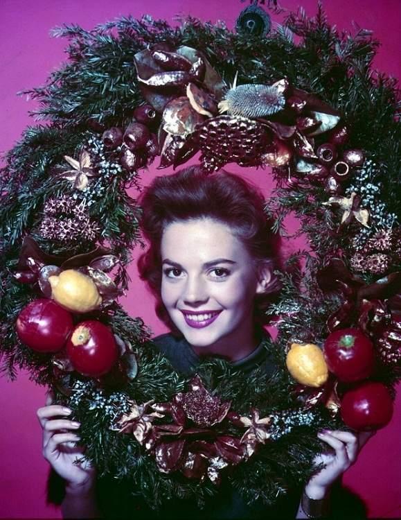 Рождественские портреты самых красивых женщин ХХ века, фото-5