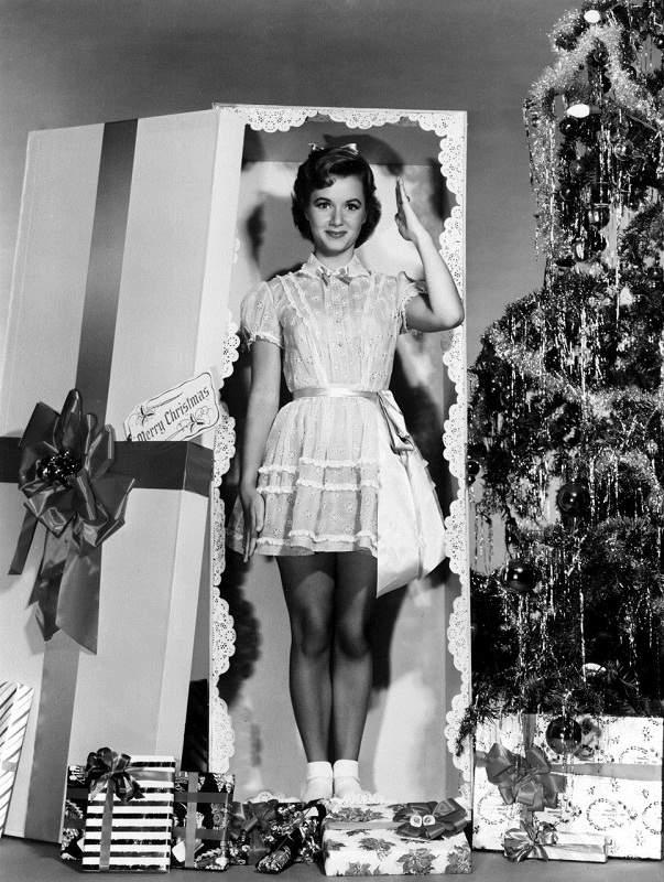 Рождественские портреты самых красивых женщин ХХ века, фото-6