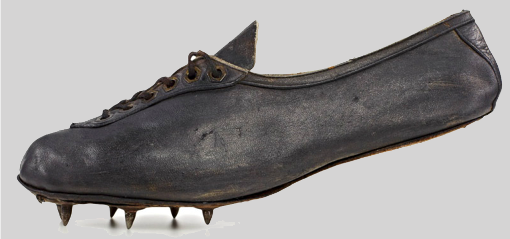 1928-Dzhordzh-Lammers-shipovki-Modell-Waitzer-dlya-sprinta-na-Olimpijskih-Igrah-v-Amsterdame