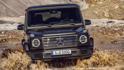 Как Mercedes-Benz обновил Гелендваген 2018
