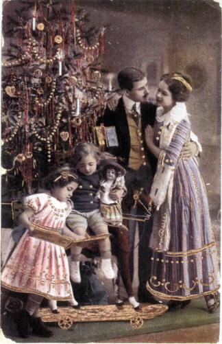 Как проходили новогодние хлопоты в XIX веке, фото-3