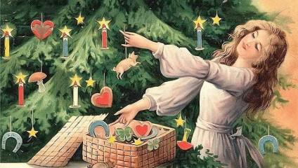 Хоть праздники и заканчиваются: как проходили новогодние хлопоты в XIX веке