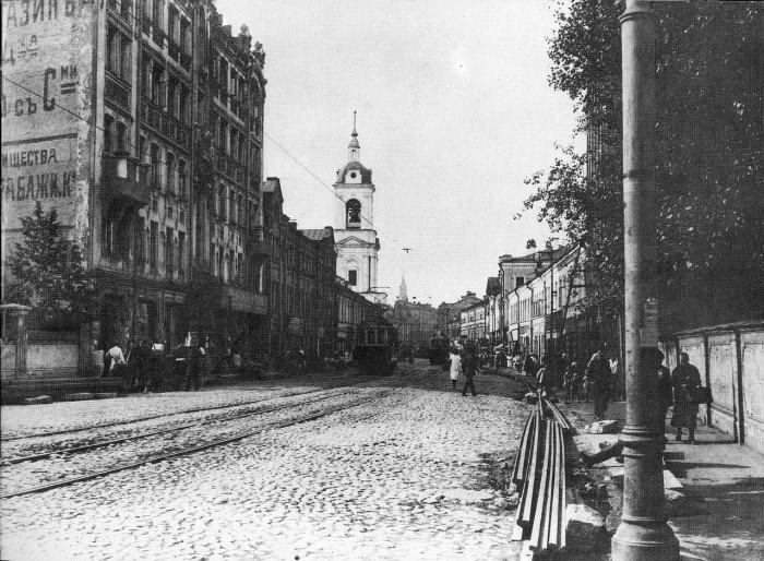 Москва 1920-х: редкие монохромные фотографии 100-летней давности