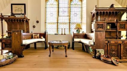 Церковь превратили в роскошный коттедж, который теперь стоит 100 миллионов