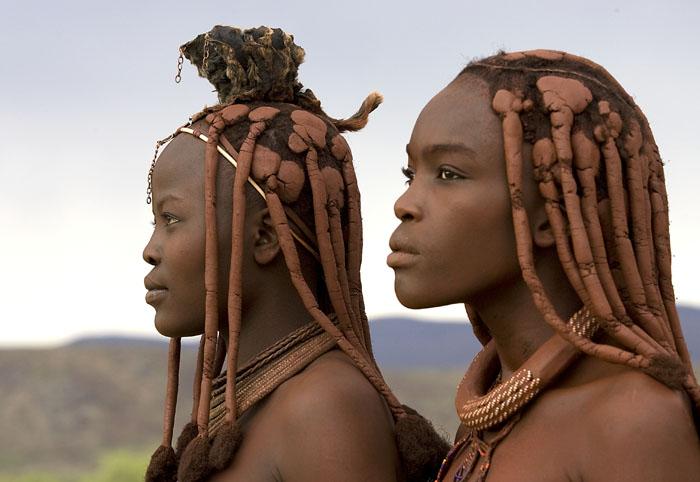 Где живут самые красивые женщины Африки