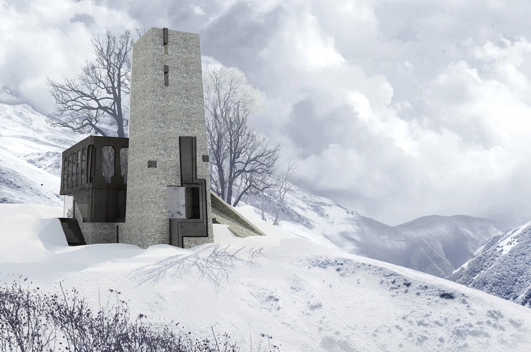 В Чечне открылся горнолыжный курорт «Ведучи» стоимостью более 6,5 млрд рублей