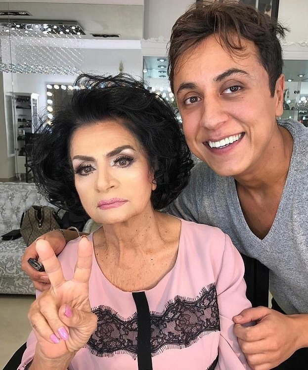 Кто затмит Гоар Аветисян: стилист из Азербайджана возвращает бабушкам молодость