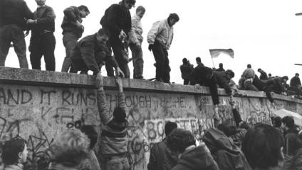 Падение берлинской стены: как это было