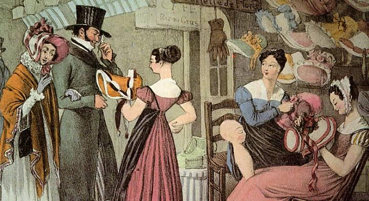 Как проходили новогодние хлопоты в XIX веке, фото-4