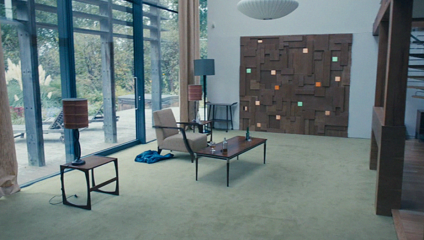 Как сделать дизайн квартиры под сериал «Черное зеркало»