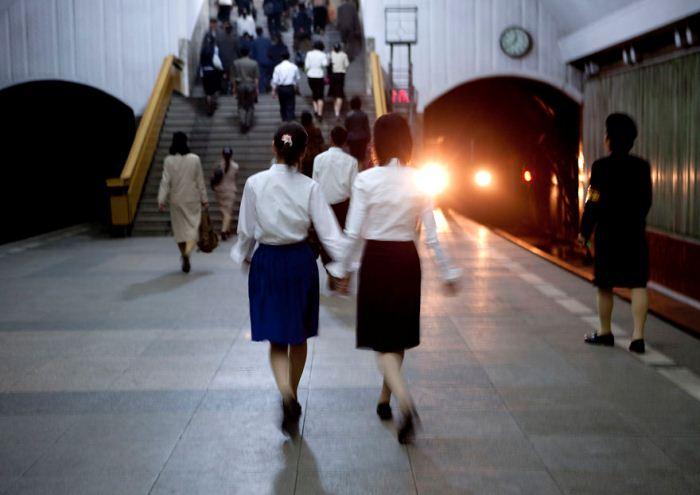 13 запрещенных фотографий, сделанных нелегально в Северной Корее