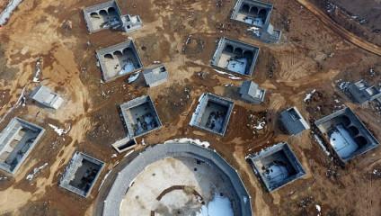 Пещерные жилища в Китае — такое редко увидишь в сети