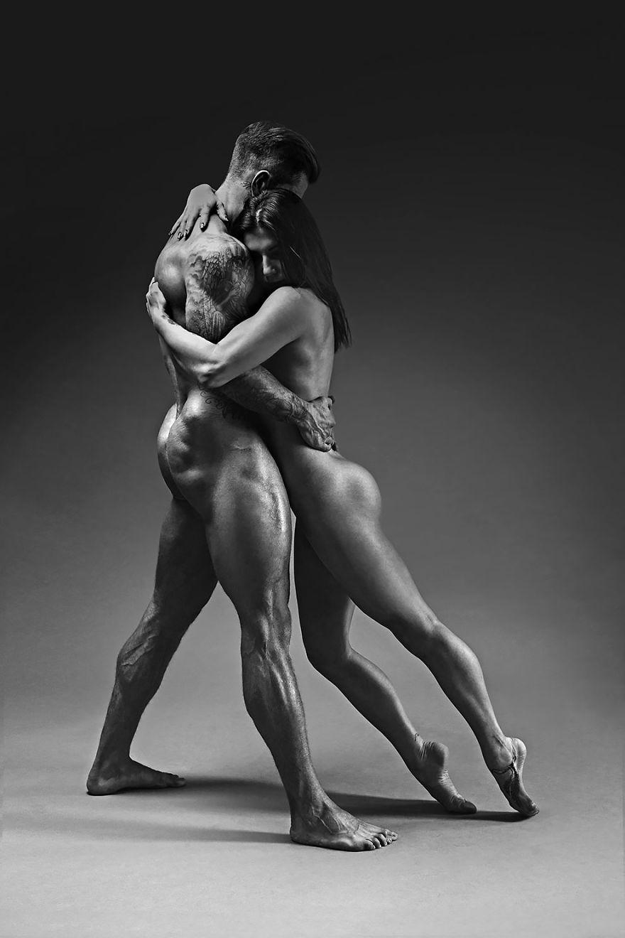 Nude crossfit womens
