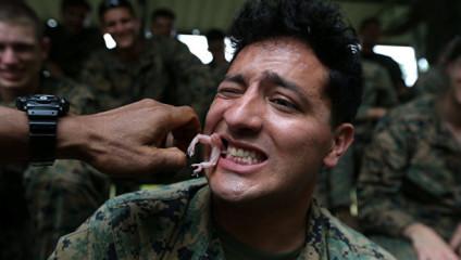 Сумасшедшие военные учения Золотая Кобра 2018