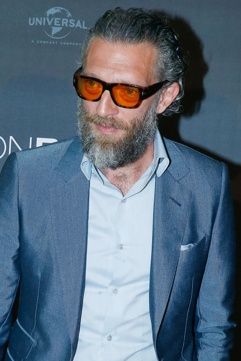 PARIS, FRANCE - JULY 12:  Actor Vincent Cassel attends the 'Jason Bourne' Paris Premiere at Cinema Pathe Beaugrenelle on July 12, 2016 in Paris, France.  (Photo by Bertrand Rindoff Petroff/Getty Images)