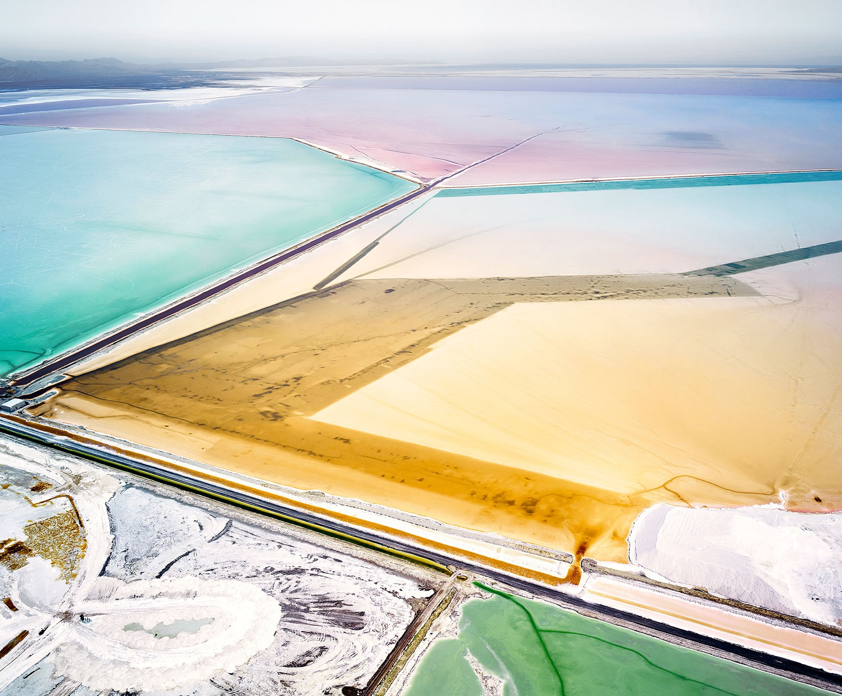 Жизнь — соль: подборка редких фото природы