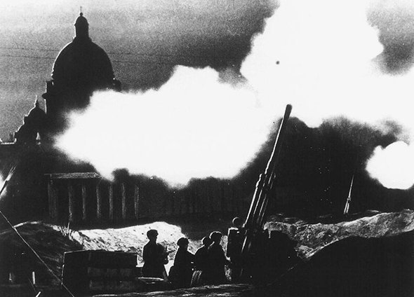 Блокадный Ленинград, 1941 год
