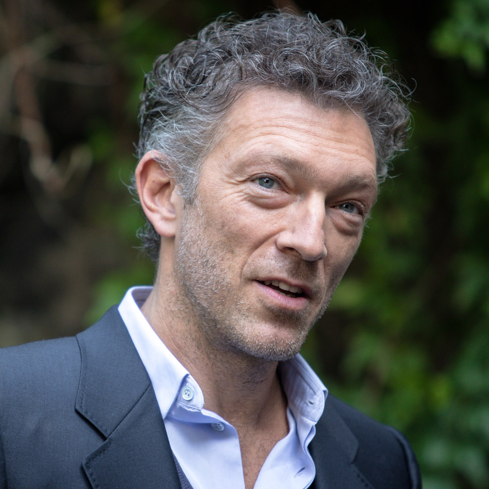 "Vincent Cassel during a ""Un momento di follia"" photocall in Rome, on March 15, 2016. (Photo by Luca Carlino/NurPhoto) (Photo by Luca Carlino/NurPhoto/NurPhoto via Getty Images)"