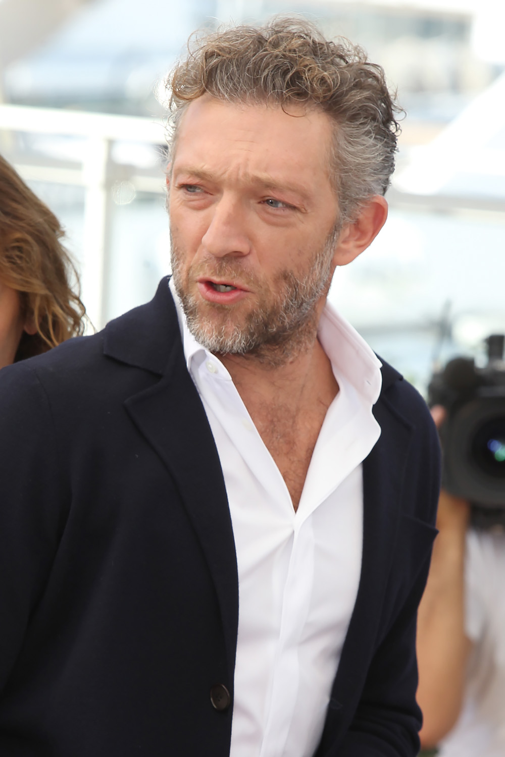 "CANNES, FRANCE - MAY 17:  Vincent Cassel attends the ""Mon Roi"" photocall during the 68th annual Cannes Film Festival on May 17, 2015 in Cannes, France.  (Photo by Antonio de Moraes Barros Filho/FilmMagic,)"