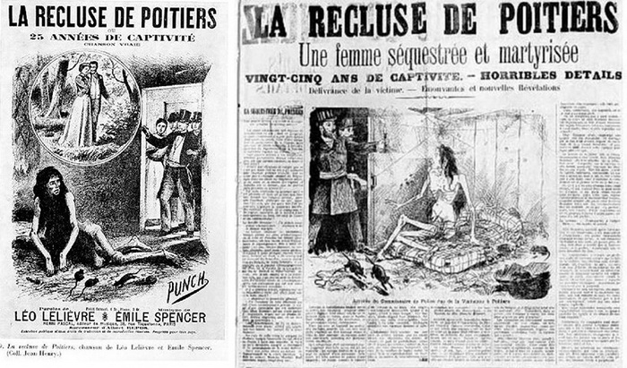 Новость о сенсационном спасении Бланш Монье облетела все газеты.
