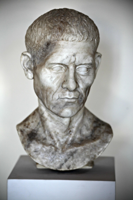 Бюст Суллы из музея в Венеции