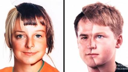 Фото-подборка о том, как удивительно меняется человек в течение своей жизни
