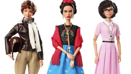 Искусственные куклы или известные люди