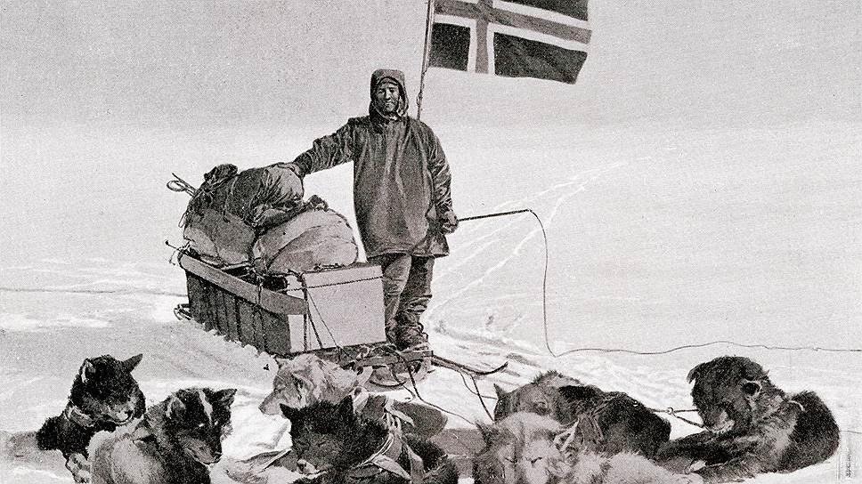 Капитан, которого тянуло в холодные края
