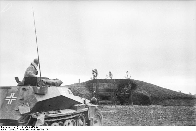 Russland, Schützenpanzer Sd.Kfz. 253