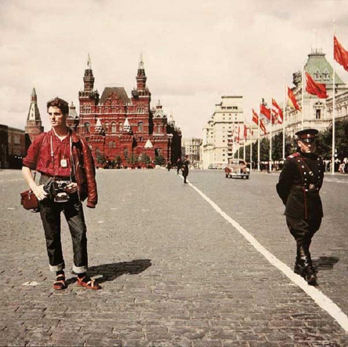 Обратно в прошлое: фотографии, вызывающие ностальгию по Советскому времени