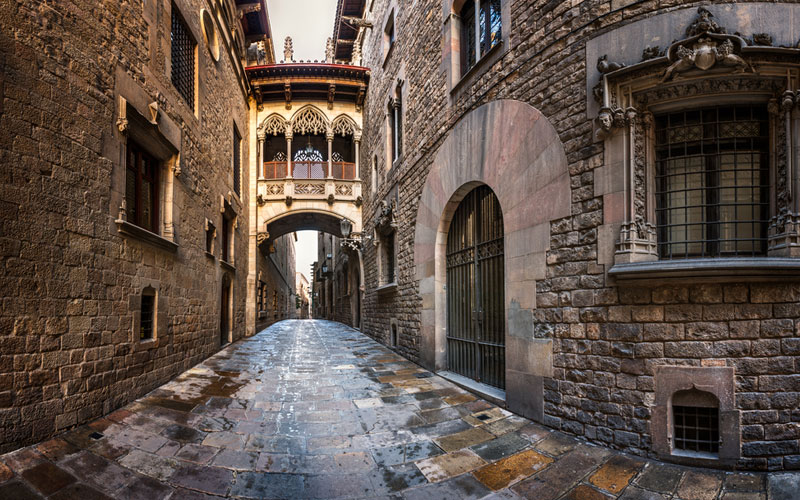 Barcelona-Spain-Gothic