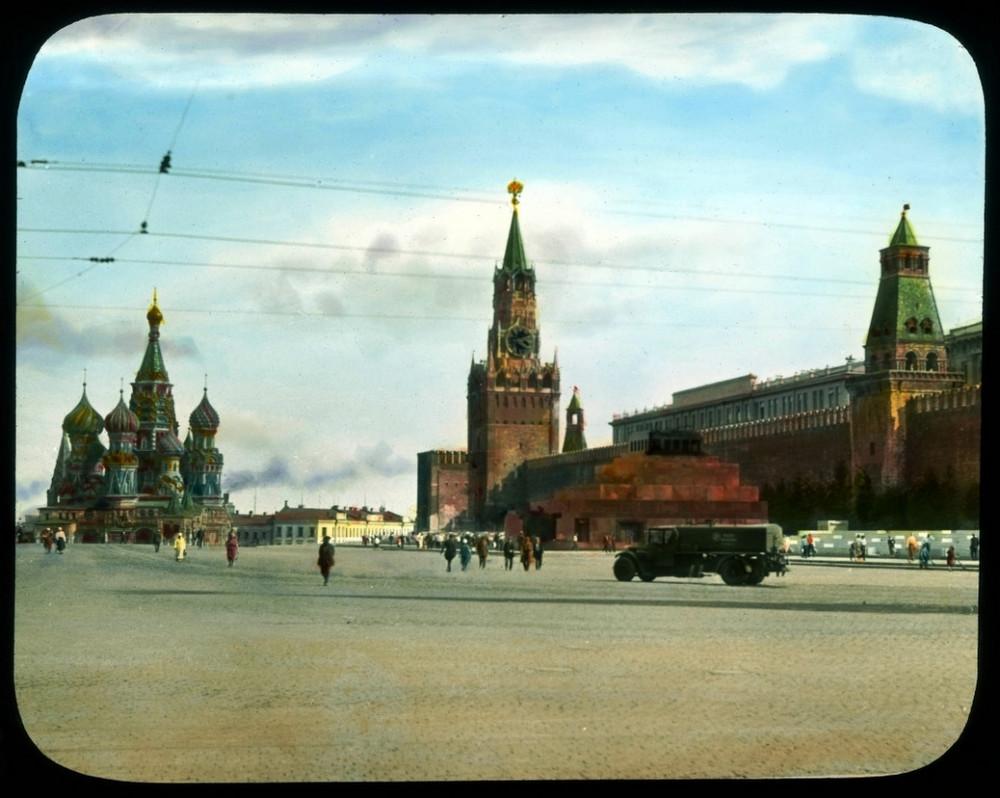 Красная площадь, Москва.