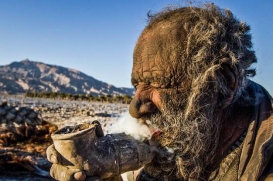 Не мыться 60 лет: погоня за рекордом или прихоть
