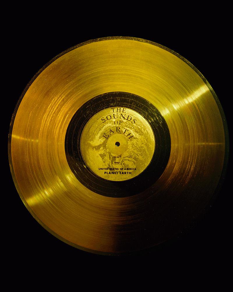 Золотая пластинка