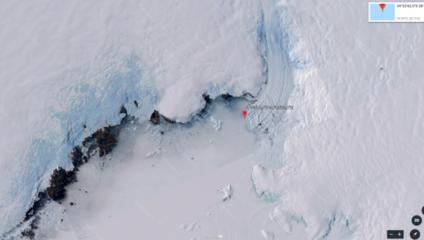Антарктида не безжизненна: найдены следы древнего поселения