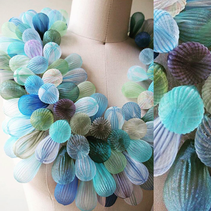 Японская художница создаёт восхитительные вещи