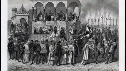 Инквизиция: 6 пунктов, каждый из которых стоил бы вам жизни